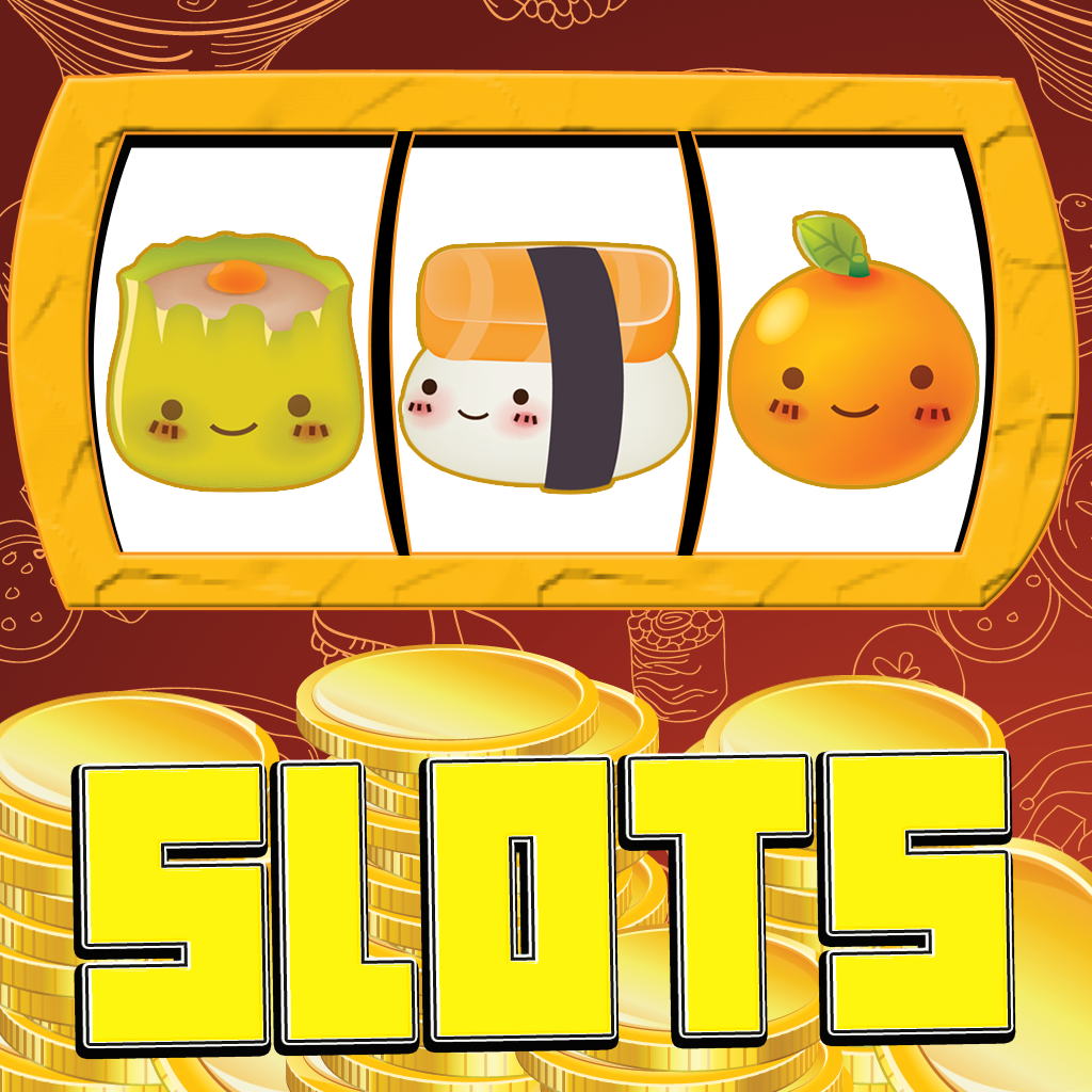 A+ Asian Food Sensation - Slots Casino Game With Crazy Cute Graphics